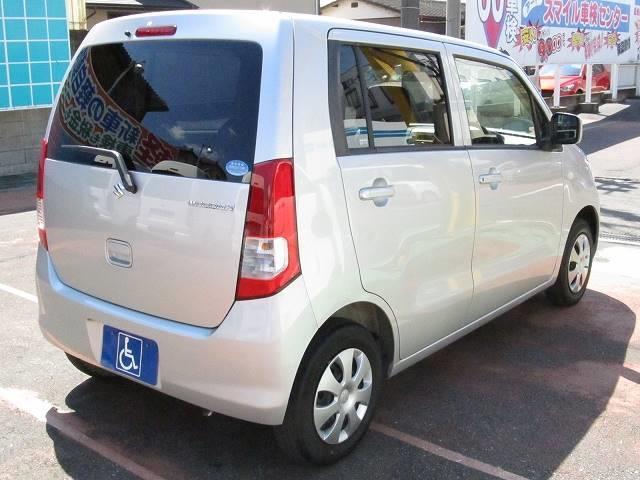 スズキ ワゴンR 昇降シート車 FX 非課税