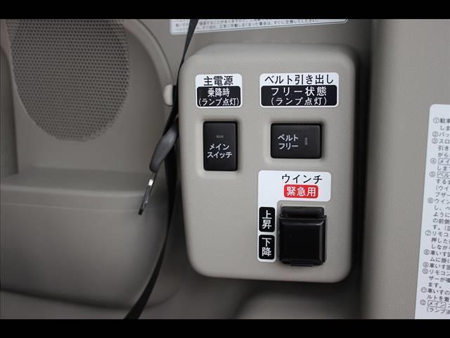 スローパーX SA 車いす移動車  非課税(9枚目)
