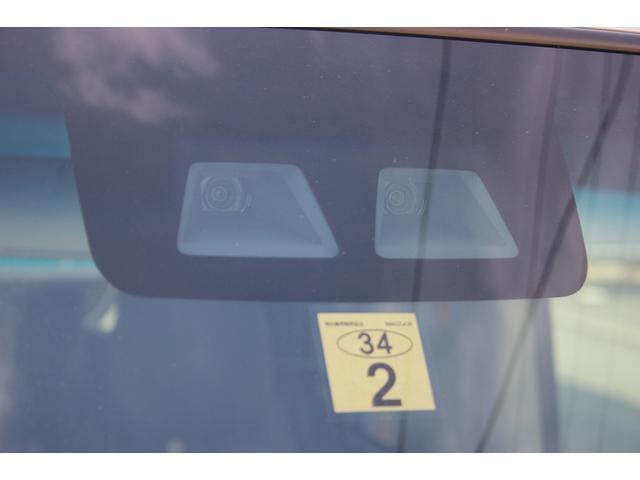 カスタムR スペシャル スマートアシスト 社外SDナビ フルセグTV ETC パノラマビューモニター 4WD 両側パワスラ スマーキー スマアシ ハーフレザーシート ピラーレス ステリモ 純正14インチアルミホイール LEDヘッドライト(37枚目)