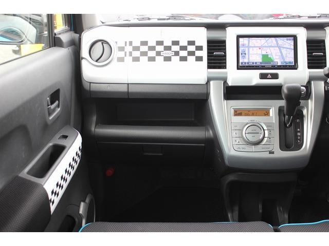 G フリーキー 地デジ アイドリングS レーダーブレーキサポート装備 パワステ Wエアバック 盗難防止 シートH DVD スマートキ- ETC SDナビ ナビTV オートエアコン ベンチシート ABS(12枚目)