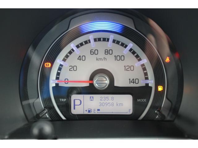 G フリーキー 地デジ アイドリングS レーダーブレーキサポート装備 パワステ Wエアバック 盗難防止 シートH DVD スマートキ- ETC SDナビ ナビTV オートエアコン ベンチシート ABS(36枚目)