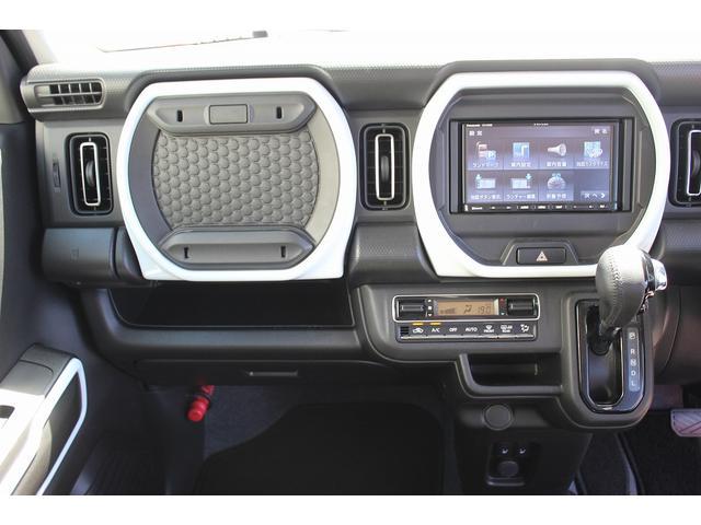 ハイブリッドX デモカー LEDヘッドランプ ETC スマートキー 禁煙車 ナビTV キーレス アイドリングストップ オートエアコン デュアルカメラブレーキサポート 盗難防止装置 衝突安全ボディ 車線逸脱警報 ABS(11枚目)