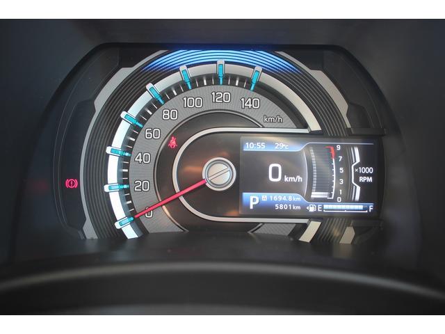 ハイブリッドX デモカー LEDヘッドランプ ETC スマートキー 禁煙車 ナビTV キーレス アイドリングストップ オートエアコン デュアルカメラブレーキサポート 盗難防止装置 衝突安全ボディ 車線逸脱警報 ABS(12枚目)