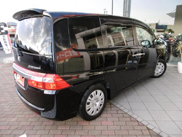 ホンダ ステップワゴン G Lパッケージ 買取車 左側パワースライド 社外ナビ