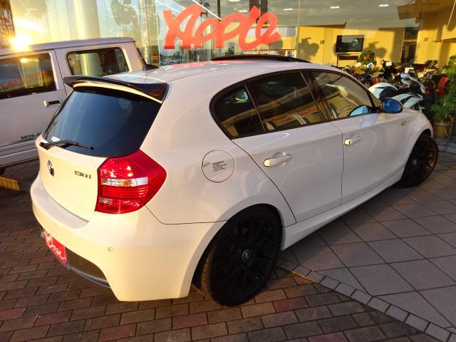 BMW BMW 130i Mスポーツ1オーナー買取車ブラウンレザーサンルーフ