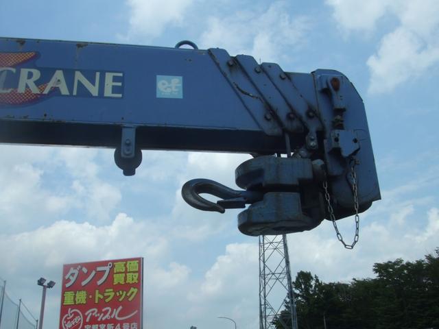 タダノ4段クレーン付き平(6枚目)