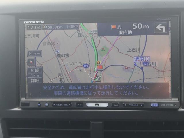 スポーツリミテッド ナビ AW 4WD AT HID TV(18枚目)