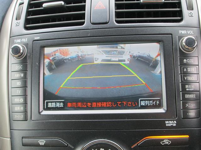 トヨタ ブレイド G ハーフレザー HDDナビ キセノン
