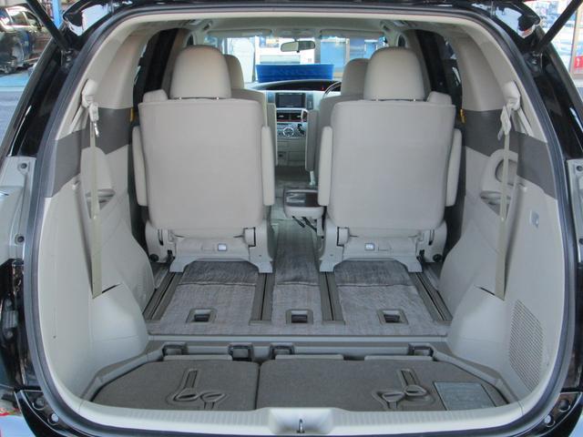 トヨタ エスティマ 2.4アエラス Gエディション HDDナビ 後期型