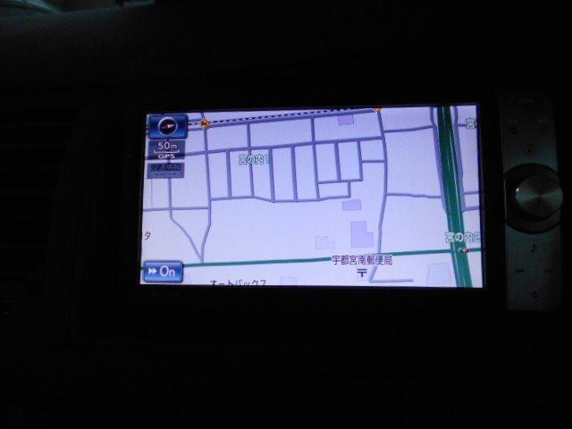 プラタナ Vセレクション SDナビ バックカメラ ビルトインETC フルセグTV オートエアコン ナノイー Bluetooth 片側パワースライドドア ドアミラーウインカー 電動格納ミラー HID フォグランプ 7人乗り(19枚目)