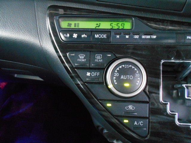プラタナ Vセレクション SDナビ バックカメラ ビルトインETC フルセグTV オートエアコン ナノイー Bluetooth 片側パワースライドドア ドアミラーウインカー 電動格納ミラー HID フォグランプ 7人乗り(25枚目)