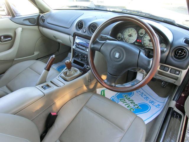 NRリミテッド 500台限定 6速MT カワシート車高調(14枚目)