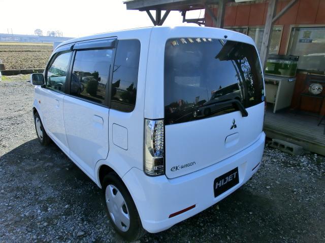 三菱 eKワゴン G キーレス ETC付き 4速AT 1年保証付