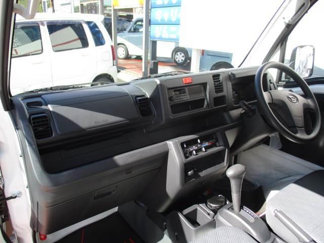 ダイハツ ハイゼットトラック ローダンプ 4WD  オートマ エアコン パワステ
