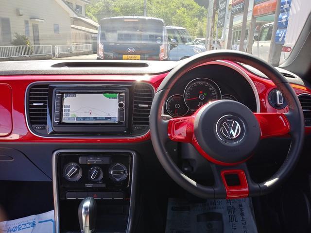 フォルクスワーゲン VW ザ・ビートル デザインRHD