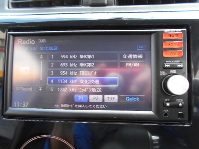 三菱 eKカスタム M ワンオーナー 純正ナビ ワンセグTV HID キーレス