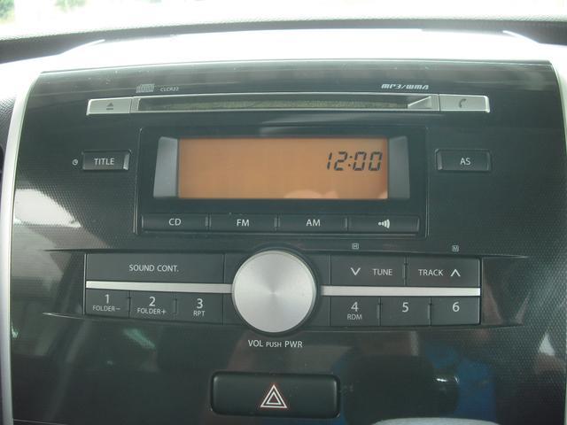 スズキ ワゴンRスティングレー X HID フォグランプ 純正オーディオ