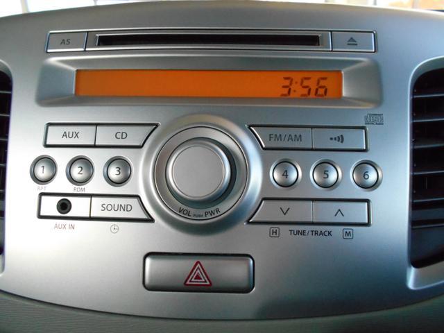スズキ ワゴンR FX アイドリングストップ 純正オーディオ