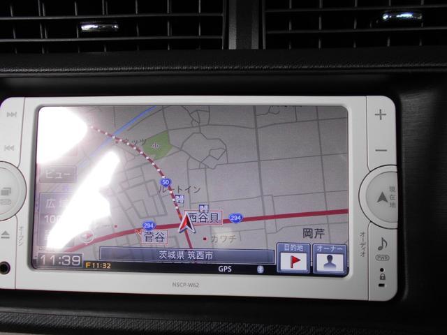 トヨタ アクア S メモリーナビ TV バックカメラ 純正エアロ HID
