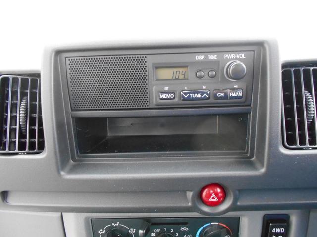 VX-SE 5速マニュアル 4WD 純正ラジオ(7枚目)