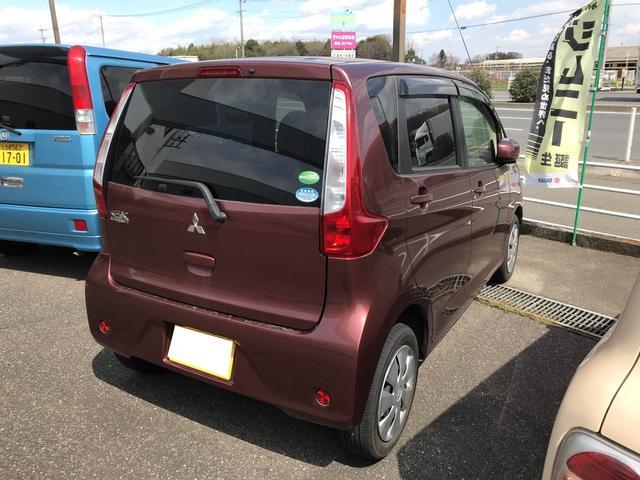 M 軽自動車 整備付 CVT AC 4名乗り(4枚目)