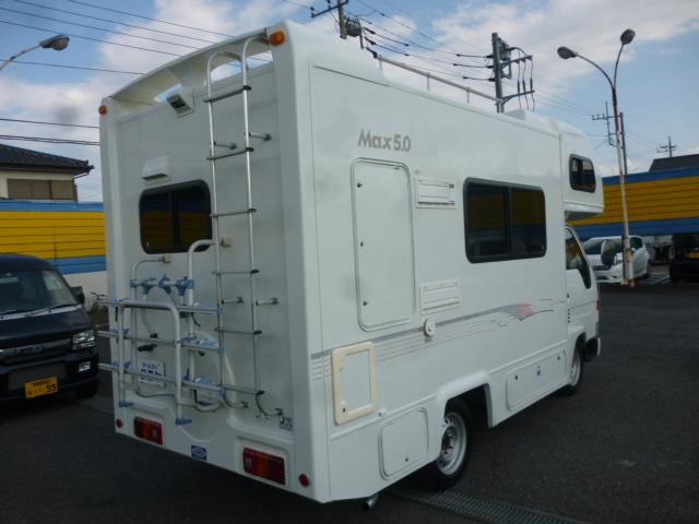 トヨタ カムロード キャンピングカーアネックスリバティMAX5.0