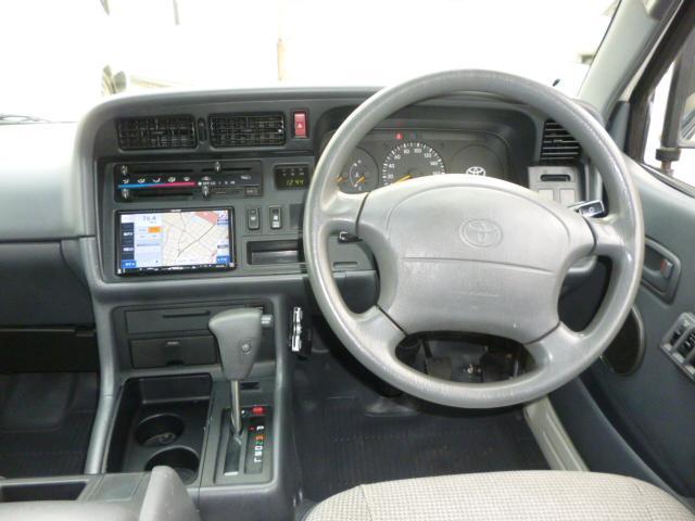 トヨタ ハイエースワゴン キャンピングカーアムクラフトユーロライン