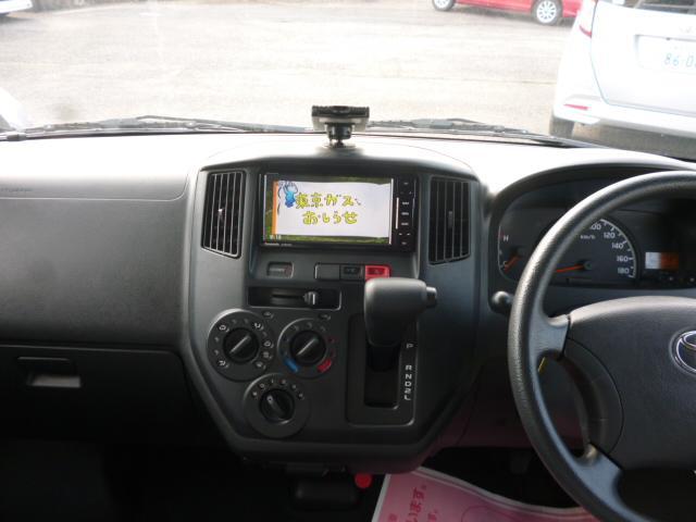 トヨタ タウンエーストラック キャンピングカー AtoZ アレン