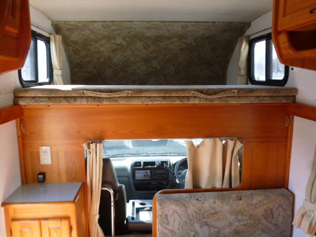 日産 バネットトラック キャンピングカー ナッツRV クレソンJr