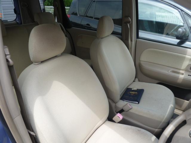 トヨタ シエンタ X キーレス フル装備 CD 3列シート ABS