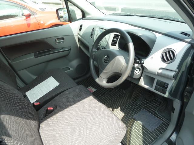 マツダ AZワゴン XG フル装備 キーレス Wエアバッグ ベンチシート CD
