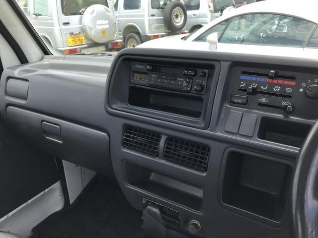 スバル サンバートラック TB 4WD エアコン エアバッグ 5速マニュアル車