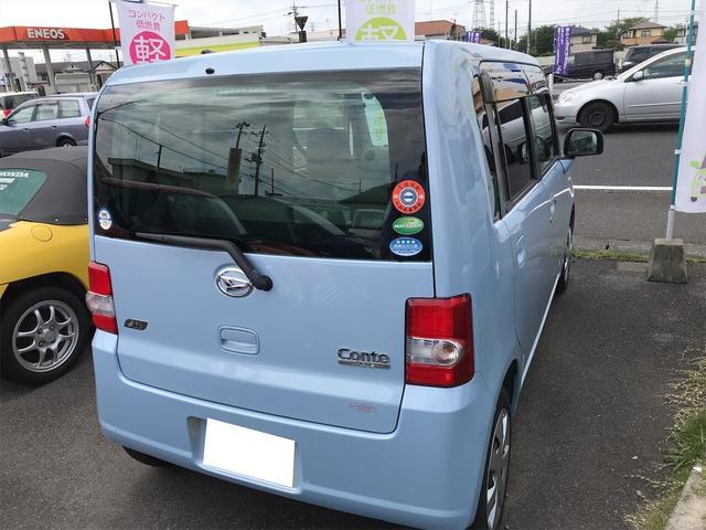 「ダイハツ」「ムーヴコンテ」「コンパクトカー」「栃木県」の中古車6