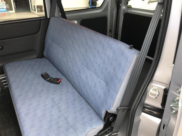 4WD AC AT 軽バン 両側スライドドア 4名乗り(20枚目)