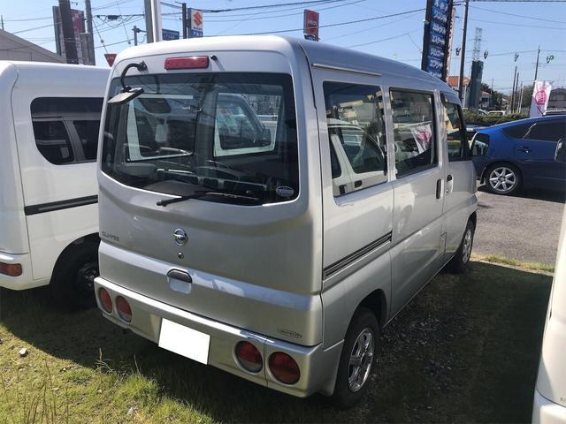 「日産」「クリッパーバン」「軽自動車」「栃木県」の中古車4