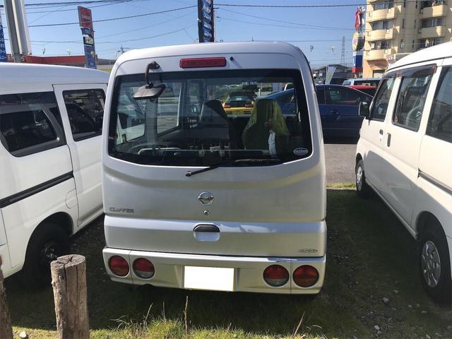 「日産」「クリッパーバン」「軽自動車」「栃木県」の中古車5