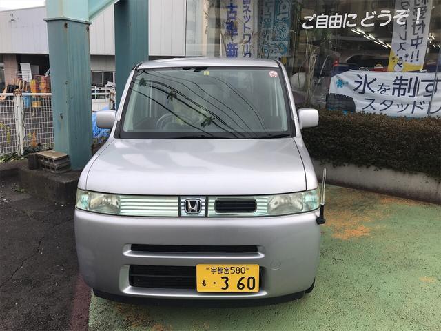 「ホンダ」「ザッツ」「コンパクトカー」「栃木県」の中古車2