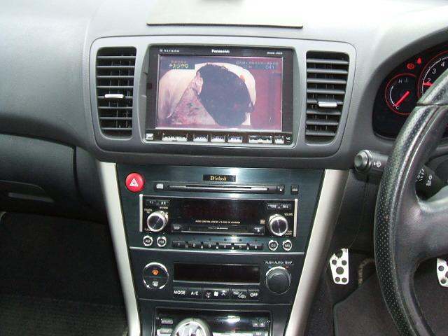 スバル レガシィツーリングワゴン 2.0GTスペックB 5速マニュアル HDDナビ 地デジ