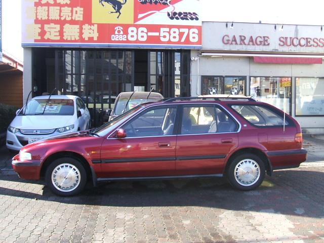 「ホンダ」「アコードワゴン」「ステーションワゴン」「栃木県」の中古車5