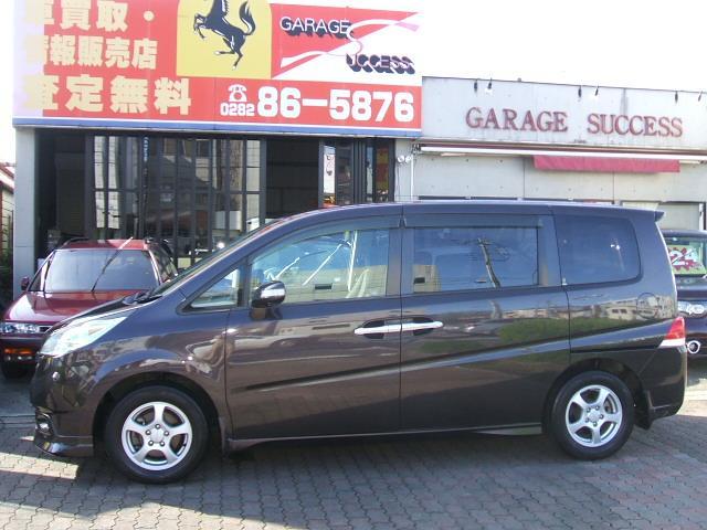 「ホンダ」「ステップワゴン」「ミニバン・ワンボックス」「栃木県」の中古車7