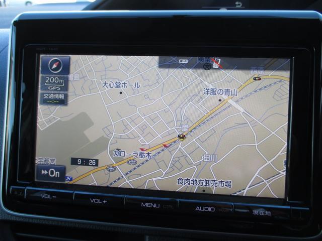 トヨタ ノア Si ナビ フルセグテレビ バックガイドモニター ETC