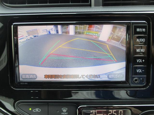 トヨタ アクア G GRスポーツ ワンセグSDナビ バックカメラ ETC