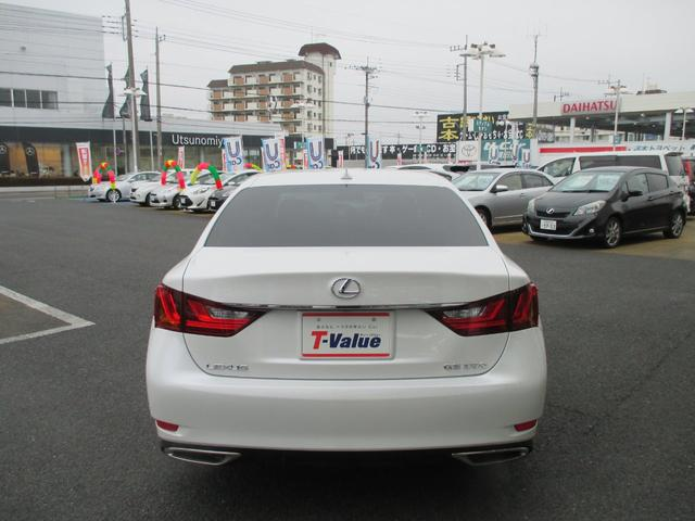 「レクサス」「GS」「セダン」「栃木県」の中古車3