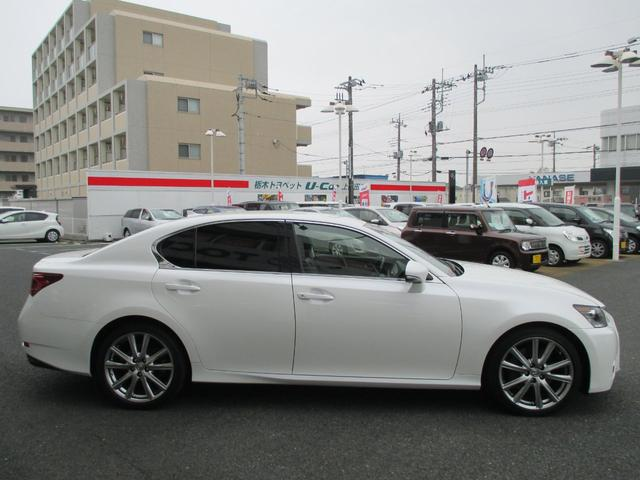 「レクサス」「GS」「セダン」「栃木県」の中古車4
