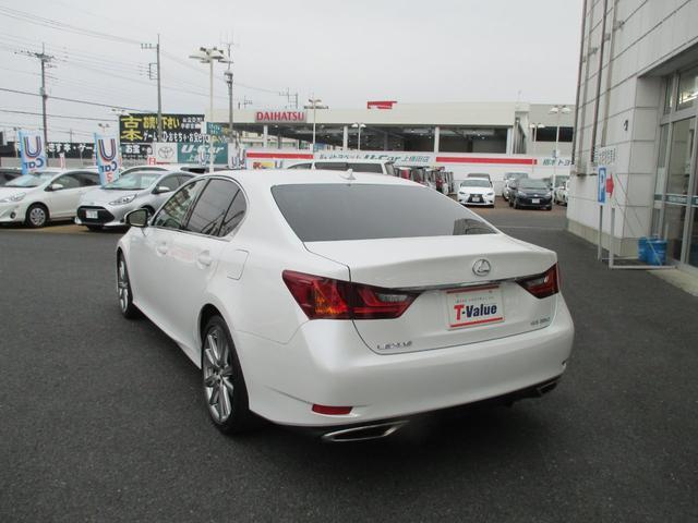 「レクサス」「GS」「セダン」「栃木県」の中古車9