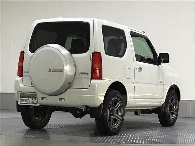クロスアドベンチャー ABS エアコン パワーウインドウ パワステ パートタイム4WD Wエアバッグ(6枚目)