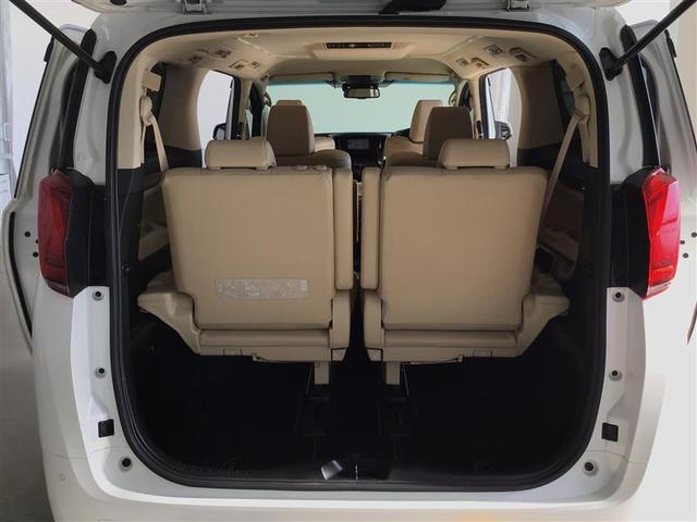 G 衝突軽減 ナビTV 4WD スマートキー ETC メモリーナビ キーレス レーダーC 両自動ドア 盗難防止装置 3列シート Bモニター CD LEDライト パワーシート(11枚目)