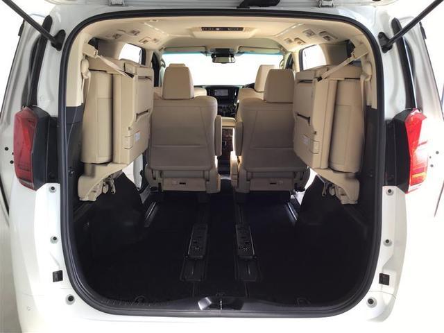 G 衝突軽減 ナビTV 4WD スマートキー ETC メモリーナビ キーレス レーダーC 両自動ドア 盗難防止装置 3列シート Bモニター CD LEDライト パワーシート(12枚目)
