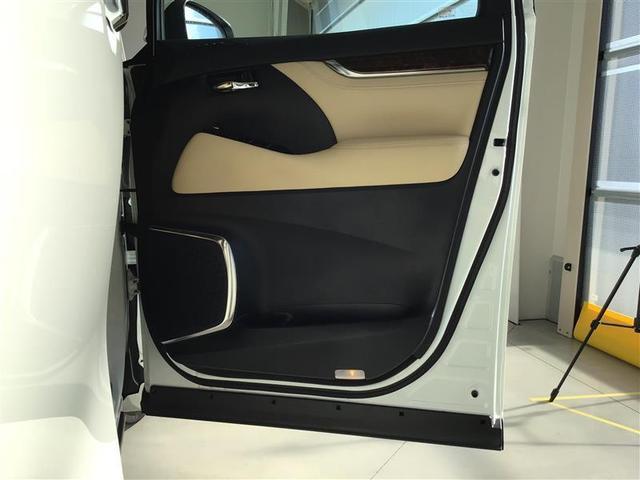 G 衝突軽減 ナビTV 4WD スマートキー ETC メモリーナビ キーレス レーダーC 両自動ドア 盗難防止装置 3列シート Bモニター CD LEDライト パワーシート(21枚目)