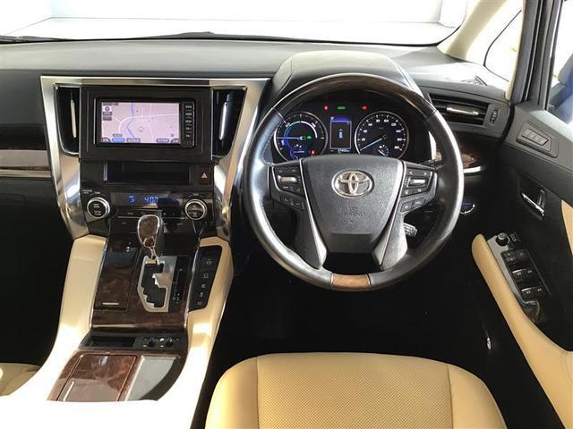 G 衝突軽減 ナビTV 4WD スマートキー ETC メモリーナビ キーレス レーダーC 両自動ドア 盗難防止装置 3列シート Bモニター CD LEDライト パワーシート(25枚目)